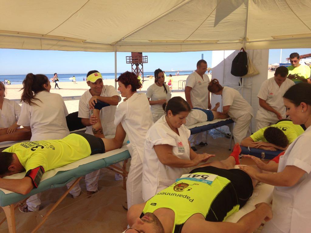 colaboracion con la asociación Afanas para su evento en Cadiz...