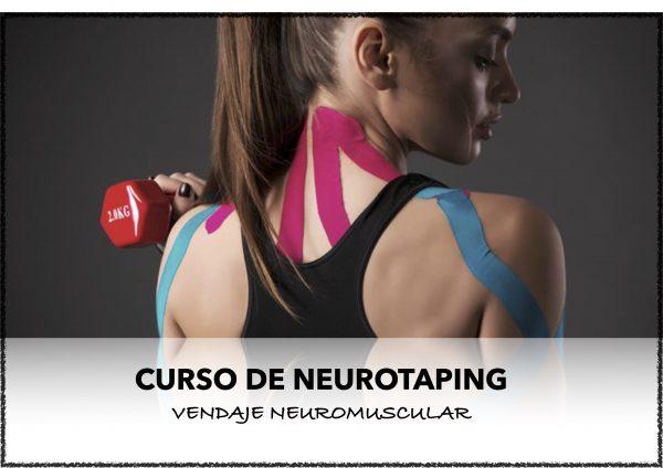 CURSO DE NEUROTAPING VENDAJE FUNCIONAL CADIZ IBIZA CHICLANA