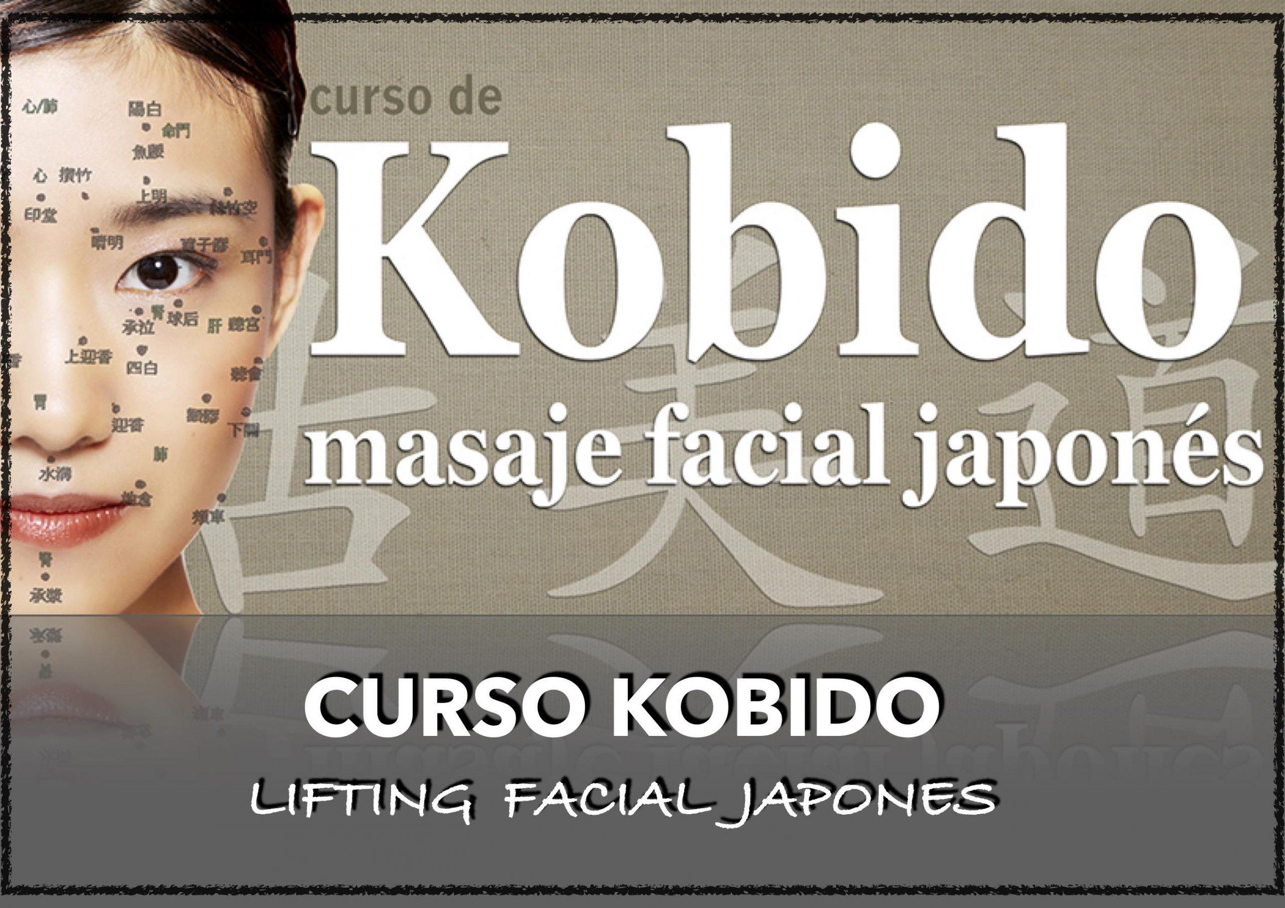 CURSO PRESENCIAL DE KOBIDO MASAJE FACIAL LIFTING FACIIAL JAPONES EN CHICLANA CADIZ SEVILLA  IBIZA HUELVA