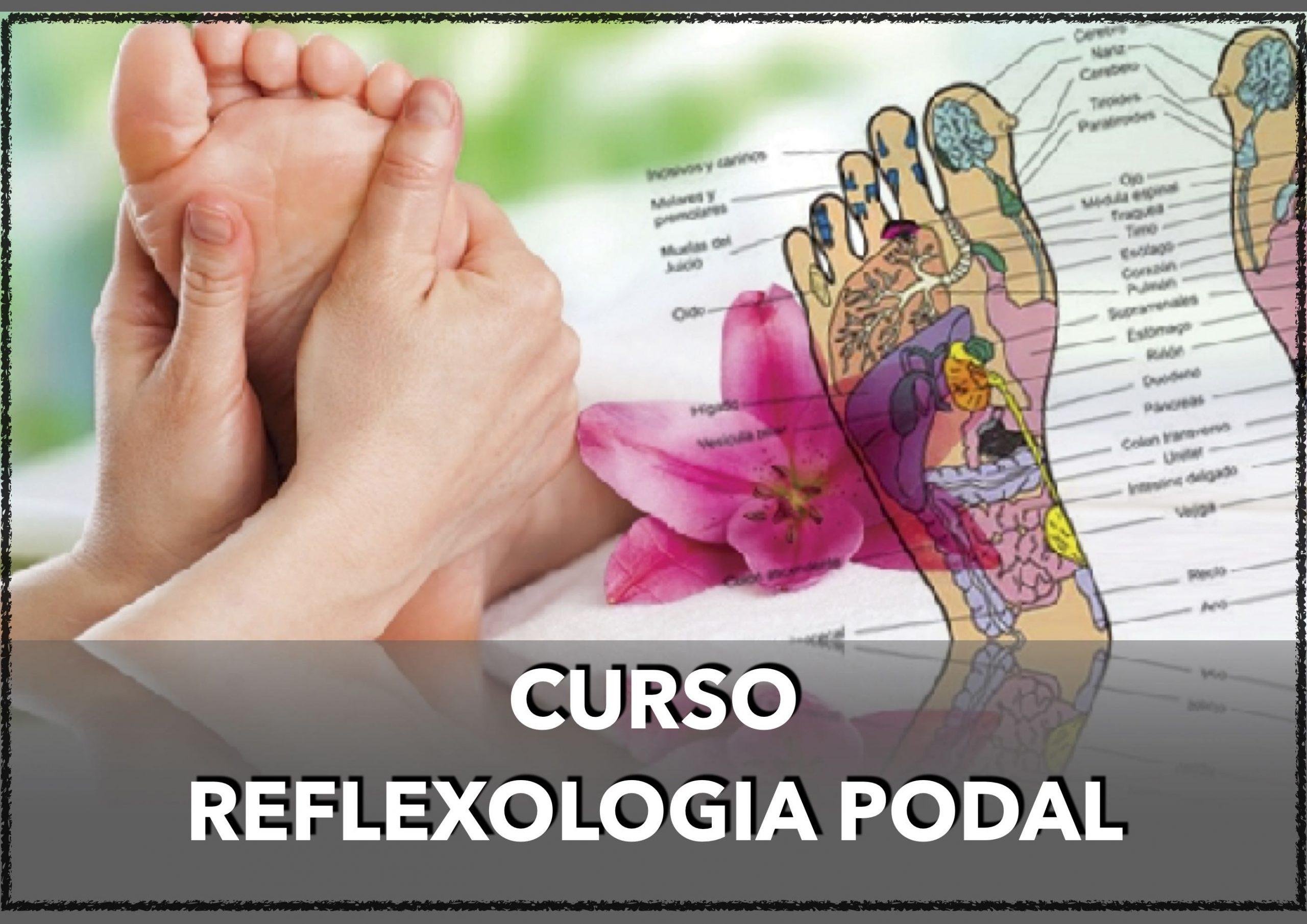 CURSO REFLEXOLOGIA PODAL CHICLANA CADIZ IBIZA HUELVA SEVILLA