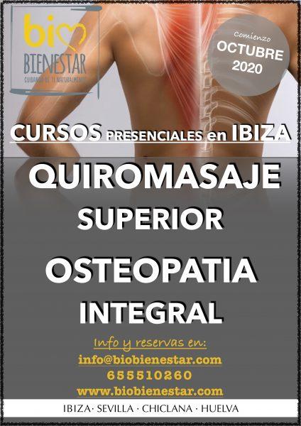 curso quiromasaje osteopatia en ibiza