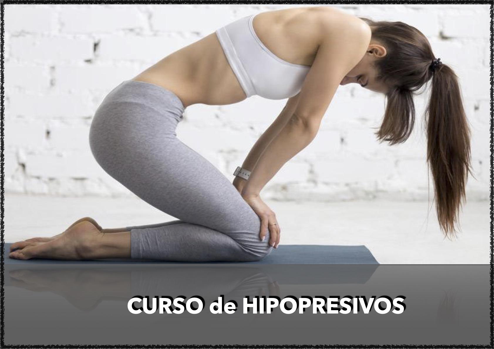 CURSO DE HIPOPRESIVOS
